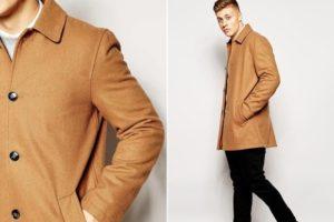 мужское пальто балмакаан