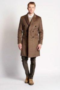 мужское пальто пардесю