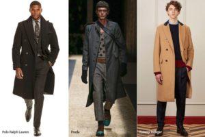 мужское пальто поло