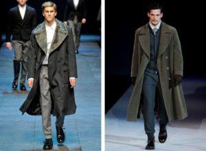 пальто шинель мужское