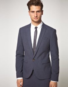 Мужской классический пиджак на все случаи