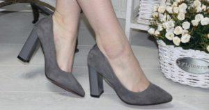 Обувь без колготок