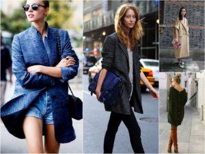 стильные образы с пиджаком оверсайз
