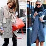разные шарфы, разные стили