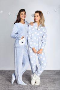 пижама на зиму