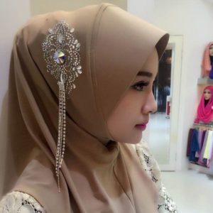 Украшения к хиджабу