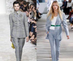 Показ: современные женские пиджаки