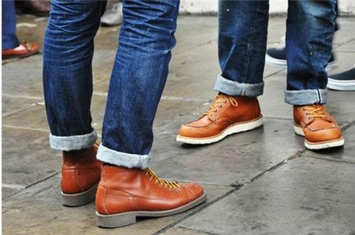 Подвороты на брюках