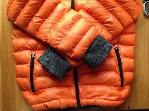 Куртка с манжетами