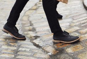 Чёрные носки