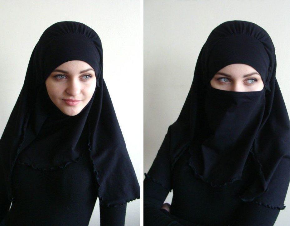 Хиджаб и никаб