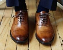 как зашнуровать туфли