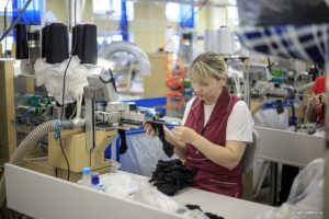 технология производства носков