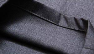 Как подшить черные брюки
