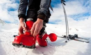 Выбор горнолыжных ботинок по весу и росту