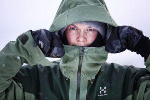 Экокожа устойчива к низким температурам