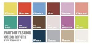 Цветовой спектр для мальчика
