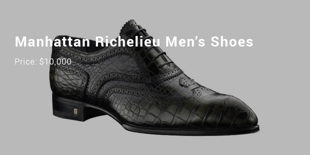 Туфли «Manhattan Richelieu»