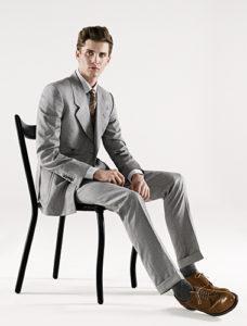 Носки под цвет брюк