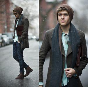 Обувь под мужское пальто