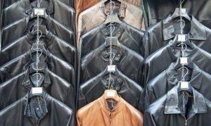Правильный уход за кожаной курткой
