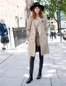 челси с пальто