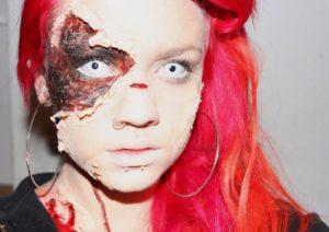 костюм куклы зомби
