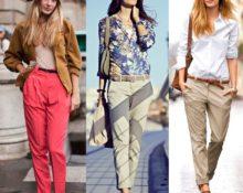 аксессуары к брюкам чинос