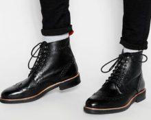 ботинки и полуботинки разница
