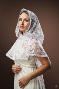 донской церковный платок