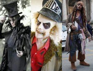 мужской костюм на хэллоуин своими руками