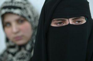 хиджаб и паранджа