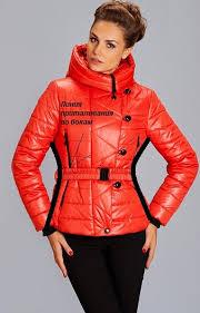 как ушить куртку в талии