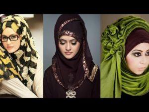 правила завязывания хиджаба