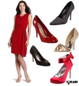 советы по выбору туфель