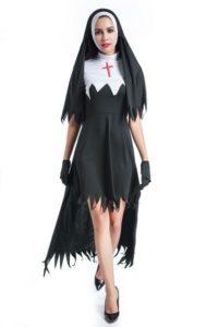 костюм монашки вамирши