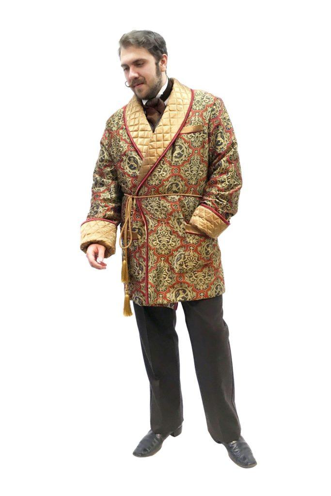 курительный пиджак