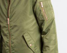 куртка из нейлона