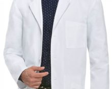 медицинский халат выкройка