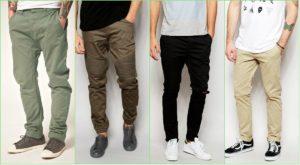 модели мужских вельветовых брюк