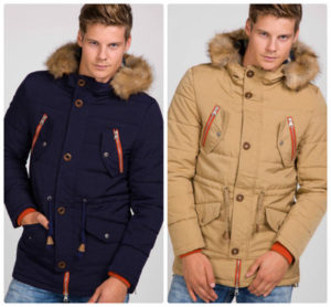 мужская куртка парка