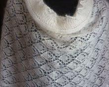 из чего делают оренбургские пуховые платки