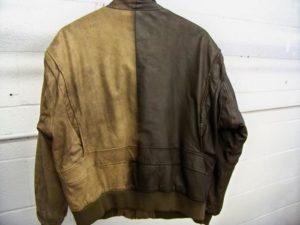 перекраска куртки
