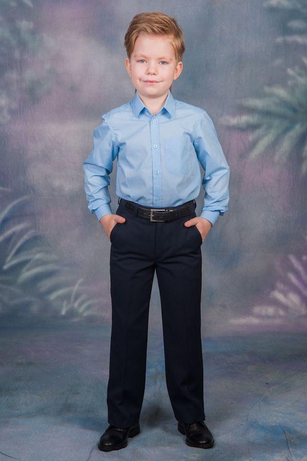 Подшить брюки школьнику