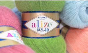 Пряжа ангора для вязания