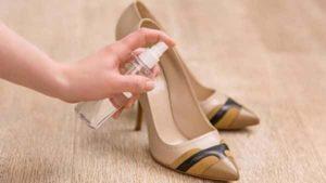 Растянуть туфли: спрей
