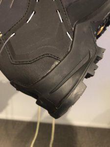 подошва зимних ботинок