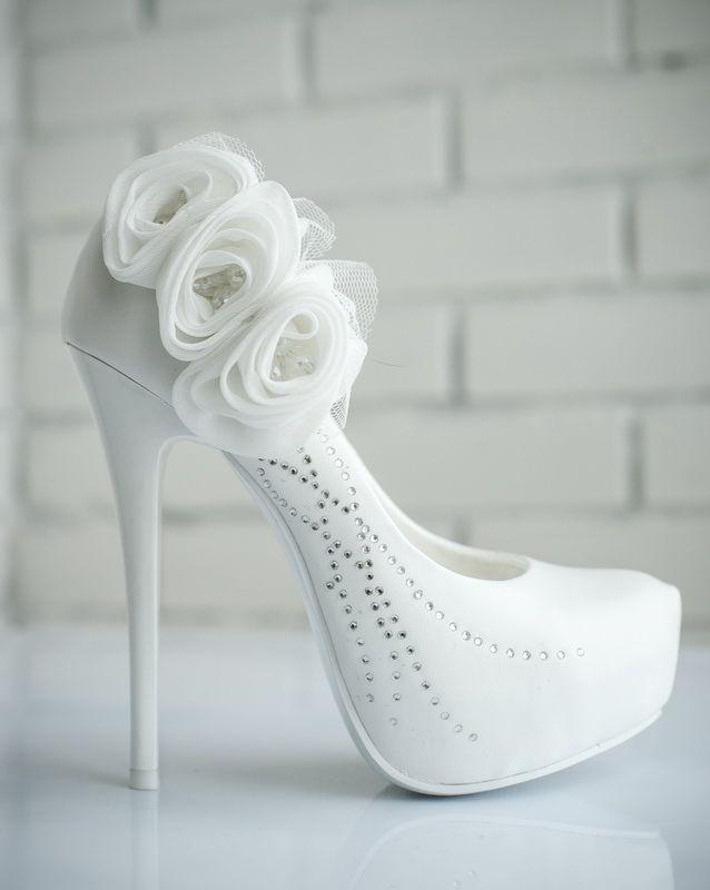 выбор свадебных туфель