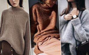 какие бывают свитера