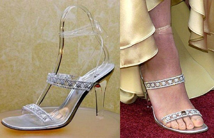 туфли золушки